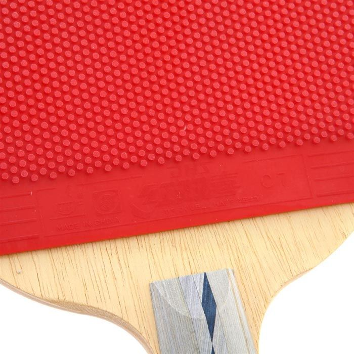 DHS Ping Pong Paddle X3007 Penhold Paddle All round NEW