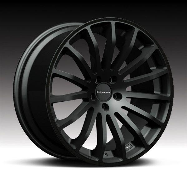 20 GIOVANNA MARTUNI BLACK RIMS WHEELS MERCEDES S500 S430 CLS500 CLS550